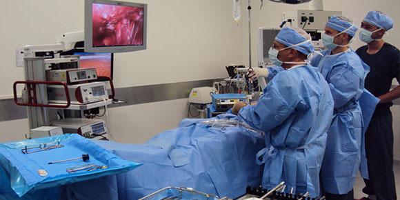 laparoskopija