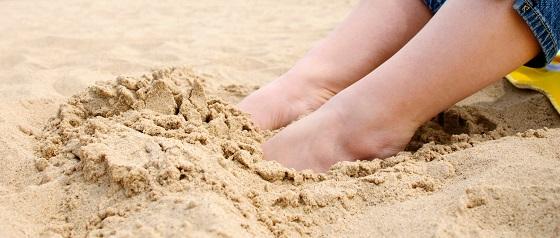 stopala-u-pijesku