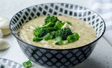 Kremasta juha od brokule