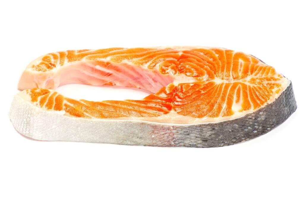 tuna, losos