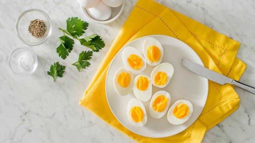 kuhanje jaja pravila