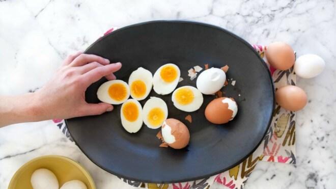tvrdo kuhanje jaja