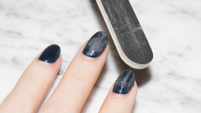 rašpica za nokte