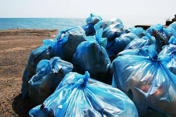 platiska i smeće