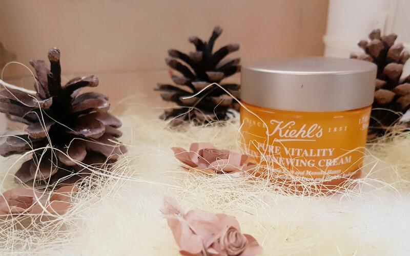 Kiehls Pure Vitality Skin Renewing Cream