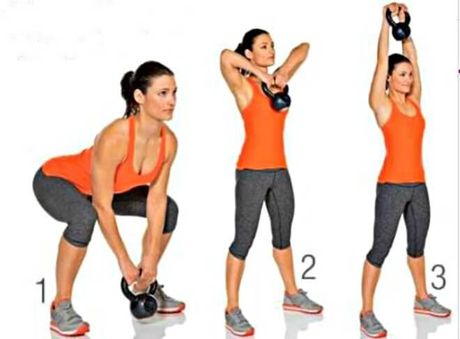 kako smršaviti široka ramena