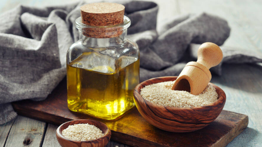sezamovo-ulje