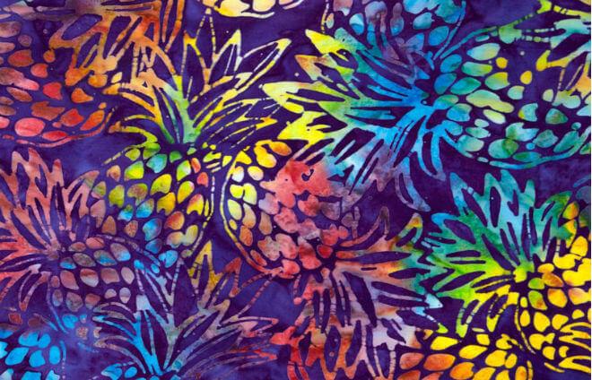 ananas-print