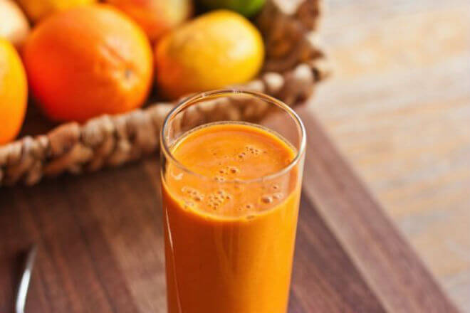 smoothie-mrkva