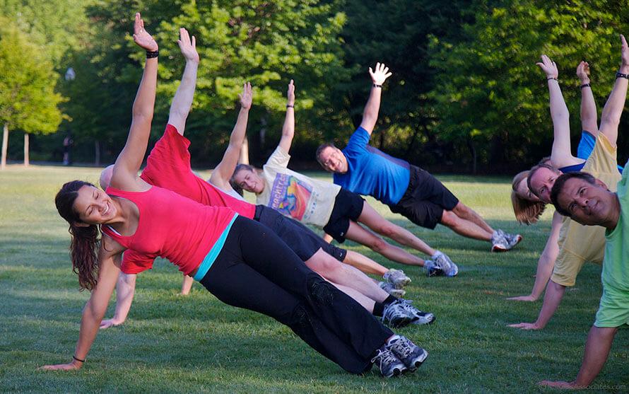 vjezbanje -fitness
