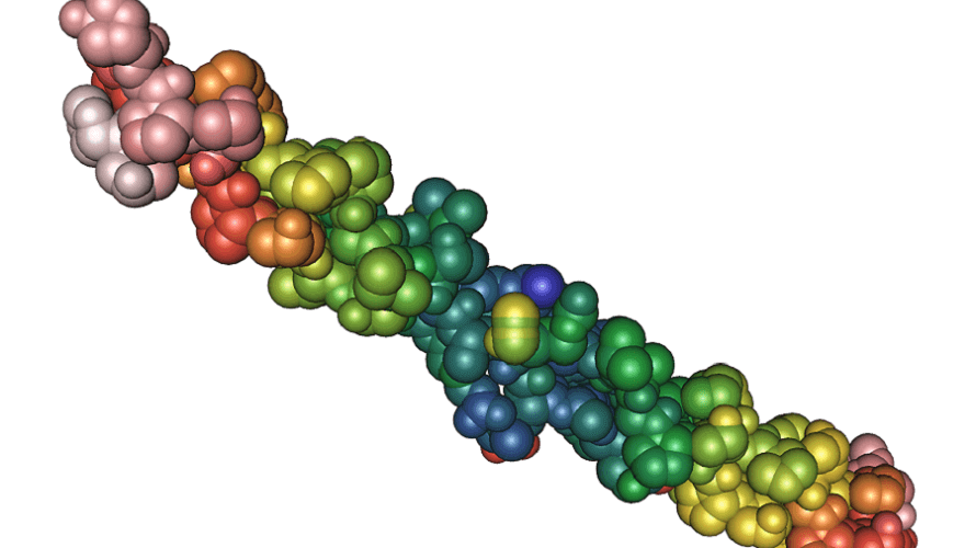 struktura-molekule-kolagena
