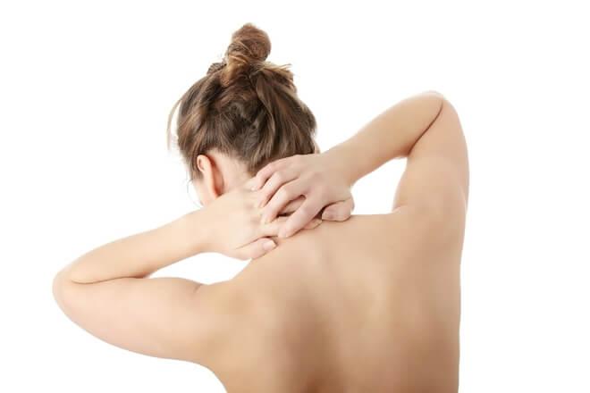 distoni sindrom - bol u vratu
