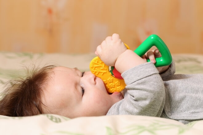 nicanje zubi kod beba