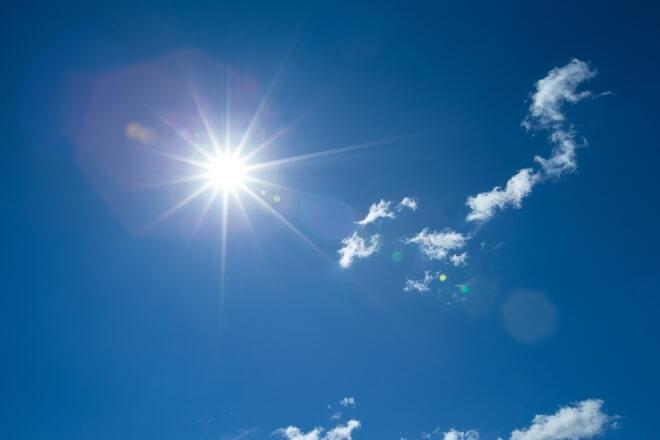 sunceve zrake