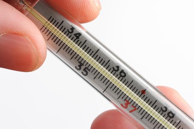 nicanje zubi i temperatura