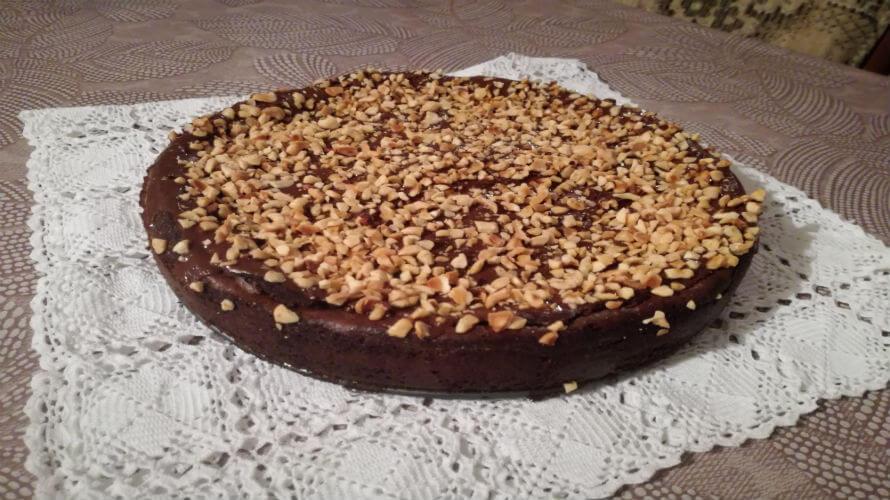 Čokoladna torta bez brašna