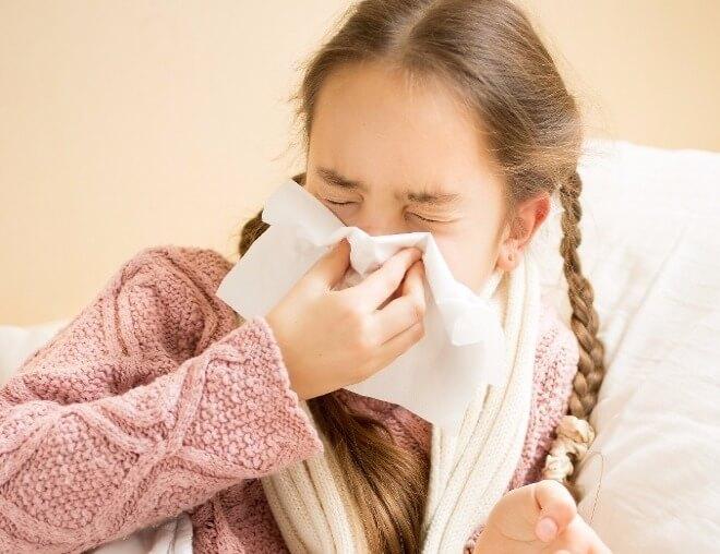 Enteroviroza-prehlada