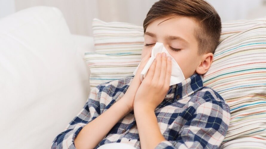 Enteroviroza