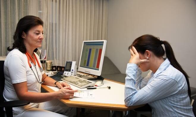 hipohondrija - lijecnik