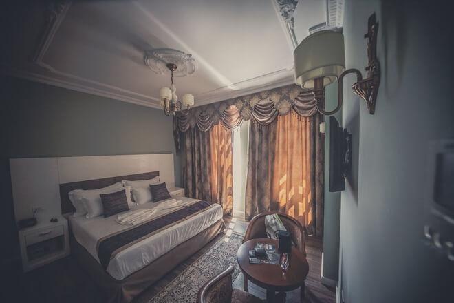 hotel britania soba