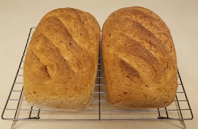 kruh od zobenog brašna