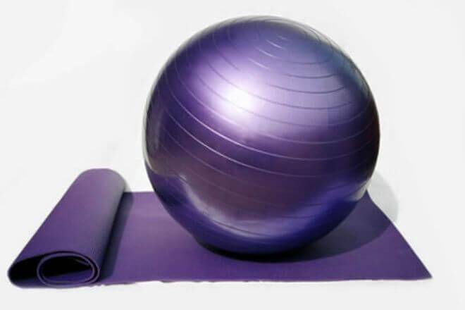 Lopta za vježbanje