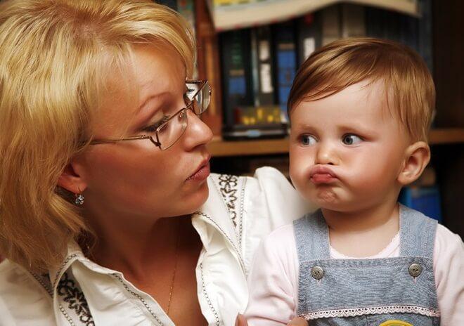 majka i dijete
