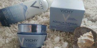 Recenzija: Vichy Aqualia Thermal bogata krema za isušenu kožu i mineralizirana voda
