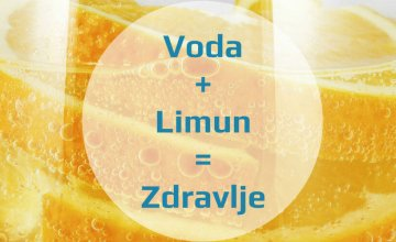 Voda i limun