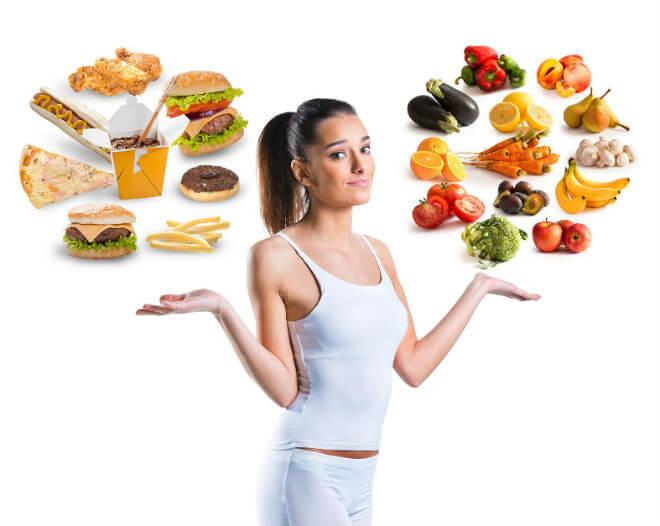 Zdrava ili loša prehrana