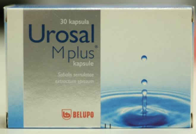 UROSAL-M-Plus