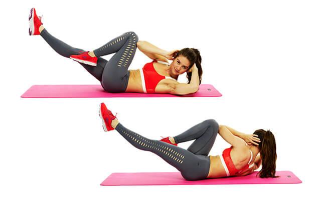 Vježba-lakat-koljeno