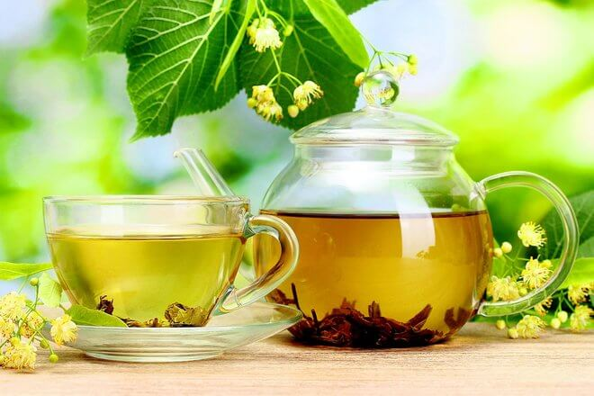 Rosopas čaj