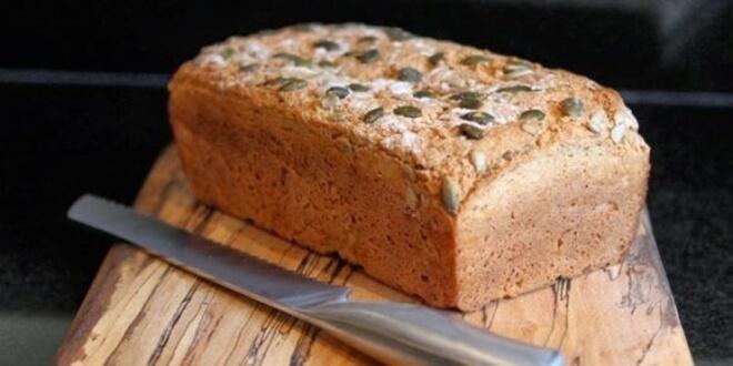 čisti zobeni kruh recept