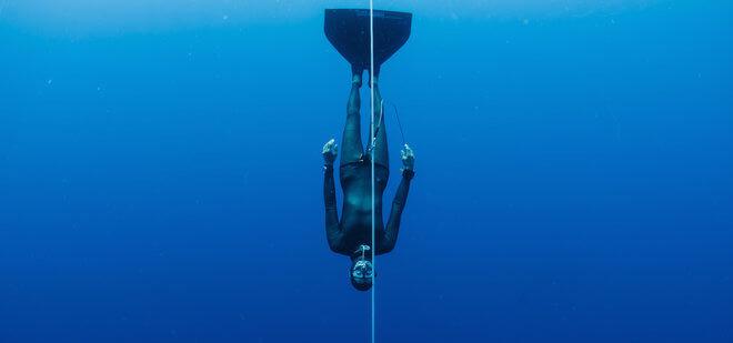 Hiperventilacija ronjenje