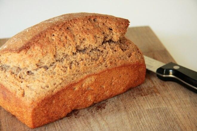 kruh od pira bez kvasca