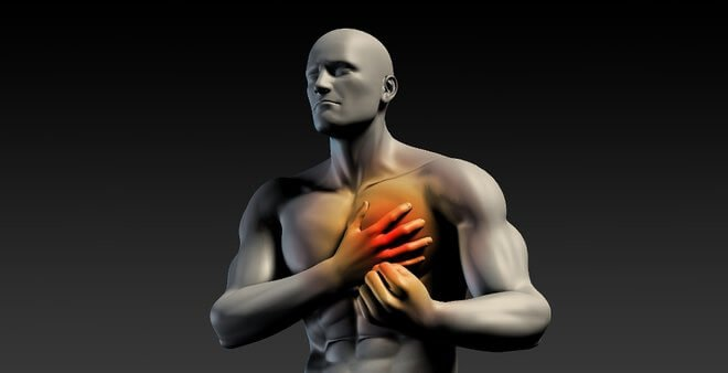 Probadanje u prsima