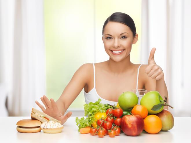 zdrav odnos s hranom