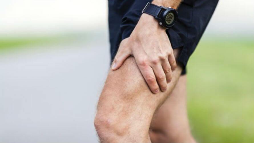 bolovi iznad koljena