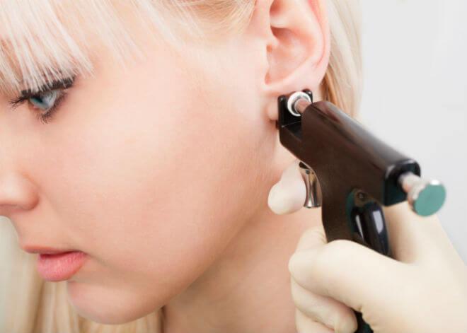 Bušenje uha