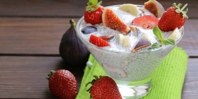 chia puding