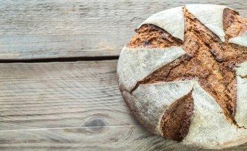 cisti razeni kruh