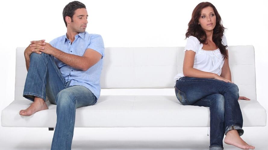 ignoriranje nakon prekida veze