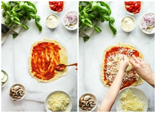 izrada pizze