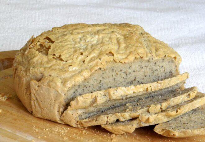 Kruh bez brašna sa sjemenkama