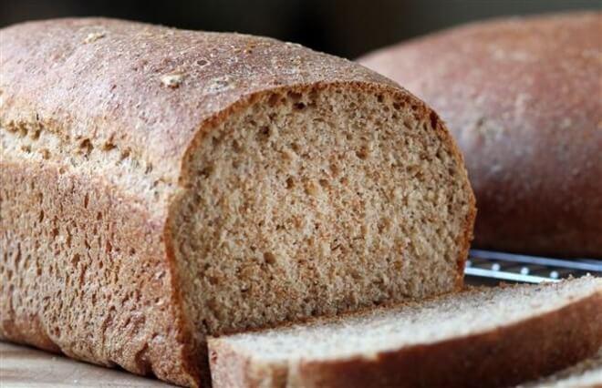 kruh od razenog i integralnog brasna