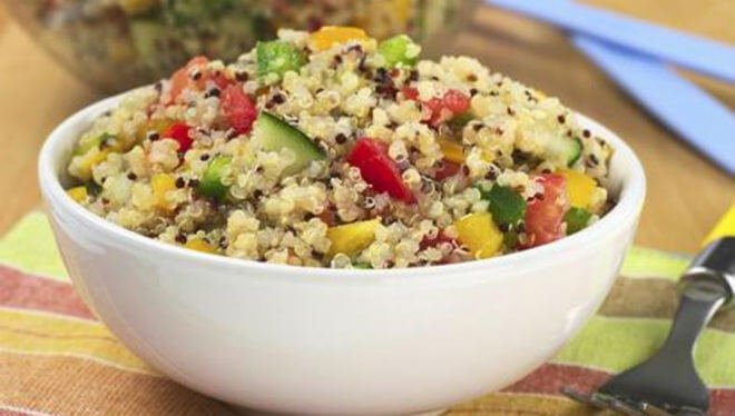 Kvinoja s tikvicama