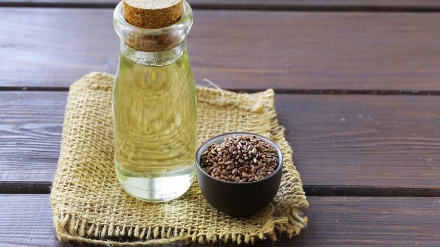 Laneno ulje za akne