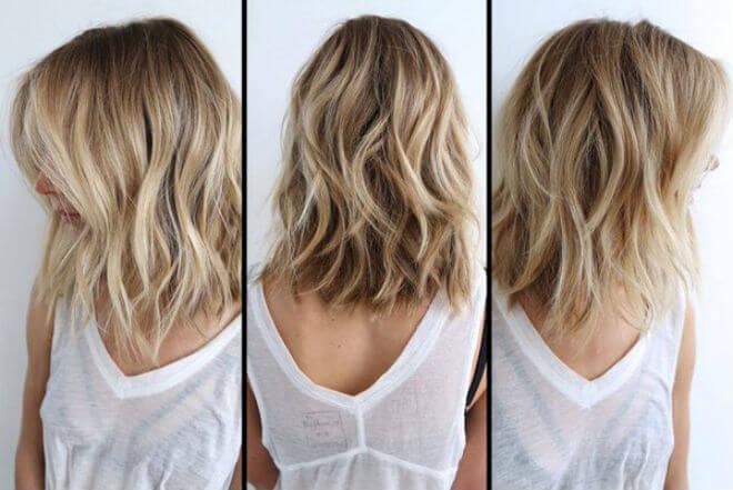 Lob frizura