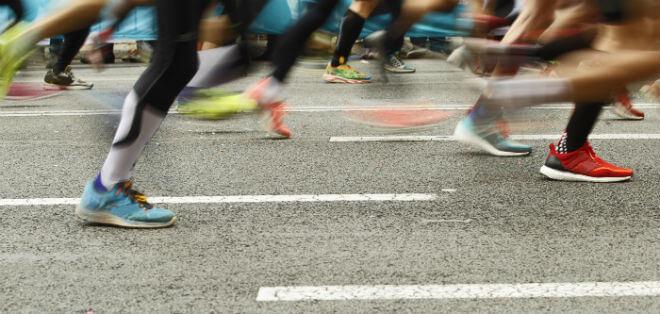 Opseg trčanja
